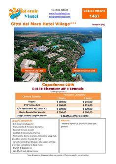Villaggio Città del Mare - Terrasini (Pa) #Capodanno 2018 Per info e preventivi tel 0921428602 Email: info@demirviaggi.com Web: www.demirviaggi.com #Sicilia #Viaggi #LastMinute #Offerte