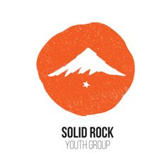Solid Rock Youth Group - Youth Group Logos