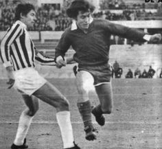 1973 Independiente - Juventus Italia - Ricardo Bochini