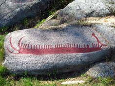 rock carvings of Norway