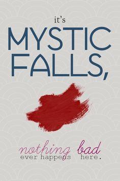 #MysticFalls