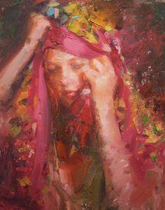 Robert Krogle, 1944 ~ Impressionist painter