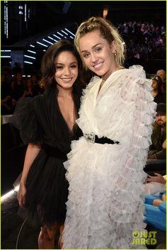 Miley and Vanessa
