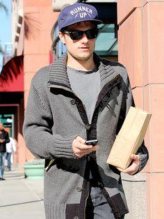Josh Hutcherson #JoshHutcherson