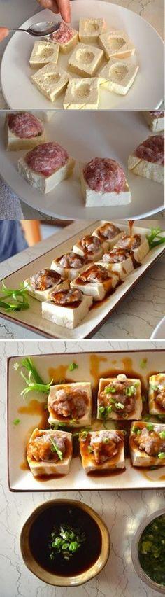Hakka Tofu
