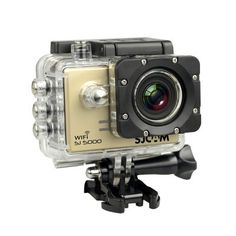 SJCAM SJ5000 2 Inch Screen 1080P Wifi Sports Video Camcorder #action #cameras #design #gadgets #technology