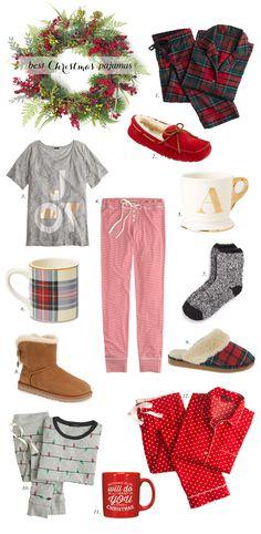 Festive pajama ideas perfect for Christmas!