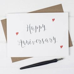 Wedding Anniversaries: Your Year-by-Year Wedding Anniversary Gift Guide Wedding Annivers Second Wedding Anniversary Gift, Anniversary Letter, Anniversary Surprise, Happy Anniversary, Wedding Dress Sketches, Wedding Readings, Cotton Gifts, Wedding Illustration, Second Weddings
