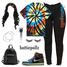 Cute Little Girls Outfits, Swag Outfits For Girls, Teenage Girl Outfits, Cute Swag Outfits, Teenager Outfits, Boujee Outfits, Jordan Outfits, Polyvore Outfits, School Outfits