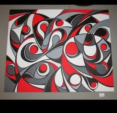 48x60in. Currently on display at Mid Mod Gallery in the RiNo arts district of Denver.#abstract #art #artist