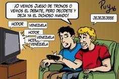 Tiras cómicas publicadas en Diario Bahía de Cádiz