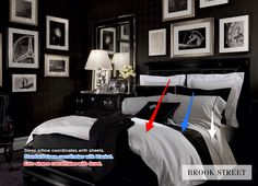 How To Stage Your Bed Like A Professional Sugar Cube Interior Basics: How To Professionally Dress Your Bed