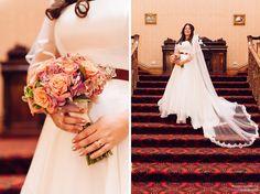 Haigh Hall in Bolton, wedding, venue, bride, bridal bouquet