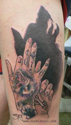 Tattoo by Sam Rulz