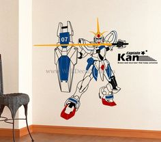 Brave And Nice Kan Wall Decals – WallDecalMall.com