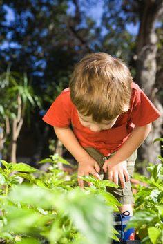 Gardening with Children - 10 Helpful Ideas