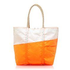 Angela Adams® for J.Crew dipped sail bag