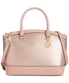 Anne Klein Time to Indulge Dome Satchel | macys.com