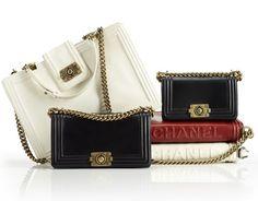 Chanel Boy Bag Collection