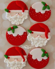 Cake Fondant Christmas Sweets Ideas For 2019 Cake Fondant Christmas Sweets Ideas For 2019 – Cupcake Christmas Biscuits, Christmas Sugar Cookies, Christmas Sweets, Christmas Cooking, Noel Christmas, Christmas Goodies, Holiday Cookies, Christmas Crafts, Christmas Ornaments