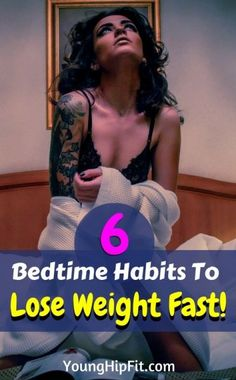 habits to lose weight fast