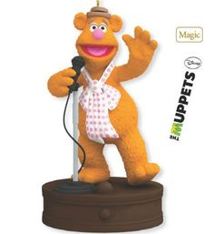 Fozzie Bear - The Muppets 2012 Hallmark Ornament