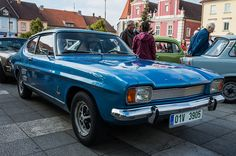 Ford Capri 1500 Mk I | by The Adventurous Eye