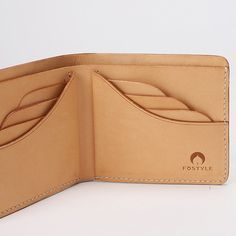 Cool interior wallet design