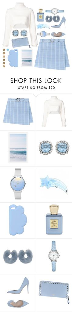"""""""drawn apart, new york and london"""" by transitionmetals ❤ liked on Polyvore featuring Alexandre Vauthier, Pottery Barn, Storm, STELLA McCARTNEY, Bella Bellissima, Wild & Woolly, Le Silla, Valentino and Jacquemus"""