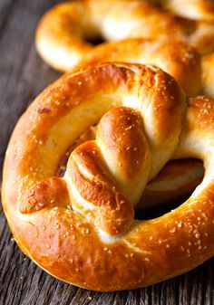 Homemade Soft Pretzels by Deliciously Yum!