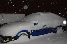 snow covered WRX feb 2015 Wrx, Beast, Snoopy, Cover, Blue, Fictional Characters, Blankets, Fantasy Characters