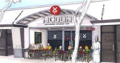 Moulin Laguna Beach