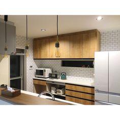 Kitchen/カップボード/リクシル/LIXIL/アレスタ/ライトグレインのインテリア実例 - 2018-03-18 13:59:43 | RoomClip (ルームクリップ)