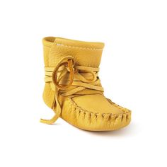 Infant Scout Moccasin
