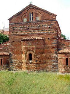 Saint Vassilios, Arta, Greece. 13 c.