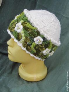 Irish crochet &: Объемная вышивка ЕЛЕНЫ КОРОЛЬ