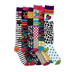 mixed match socks - Google Search