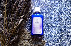 My favourite Home Spa products with Lavender: WELEDA Lavender Relaxing Bath Milk.  http://www.ohhhsorelaxed.com/home-spa/meine-lieblinge-mit-lavendel/