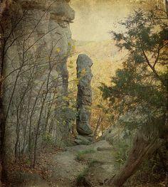 Shawnee National Forest - Devil's Smokestack