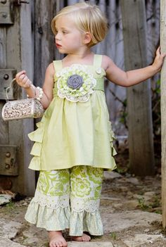 Persnickety Baby and Toddler Princesses-Oh, and I love her little bob hair cut too!