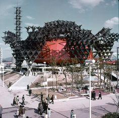 Toshiba-IHI Pavilion, Expo '70 ~ Osaka