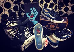 vans japan market invade my collection #vanspatta #vanssantacruz #vansxalcxmeowallies