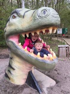 Dinopark Teufelsschlucht in de Eifel