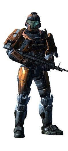 Halo reach Spartan