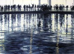 I`ve just finished a new painting after my Chinese impressions from my trip to III Nanjing International Exhibition last autumn. Here are s...