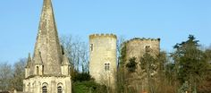 Cinq-Mars-la-Pile – Située dans l'Indre-et-Loire (37). #ValdeLoire #LoireValley