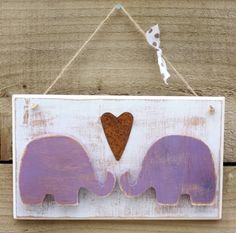 KR Creatives: Handmade Signs. A gorgeous handmade wooden elephant sign. Perfect for a loving gift or a treat for yourself. Very popular for new borns! Item is 100% handmade by KR Creatives with love, detail and care.