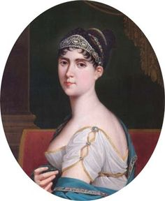 Lefèvre, Robert (French painter, 1755–1830), The Empress Josephine (1763–1814)...