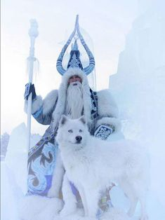 SeaWayBLOG: Chyskhaan, the Lord of the Cold