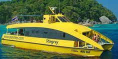 Similan inseln tauchen mit der Stingray www.similantauchbasis.de